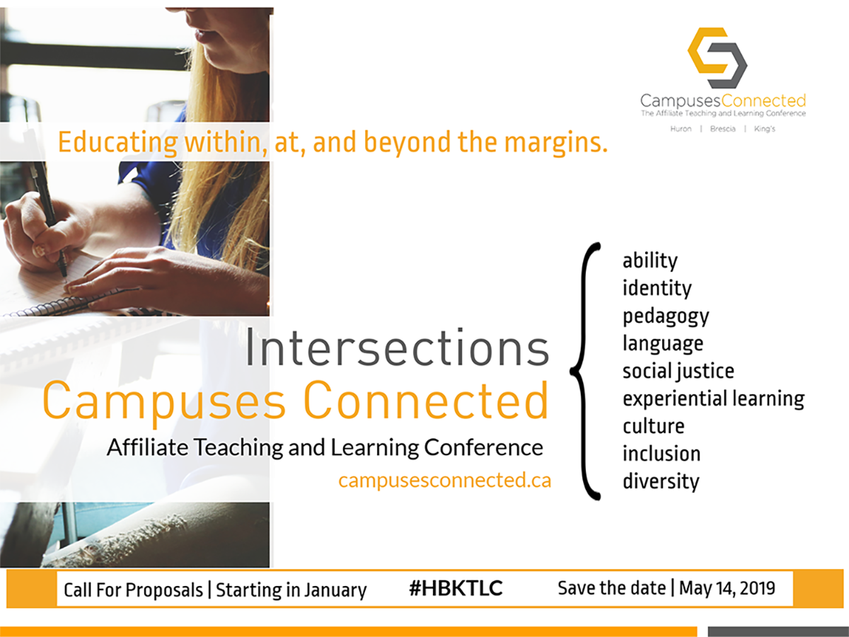 Intersections Campuses Connected