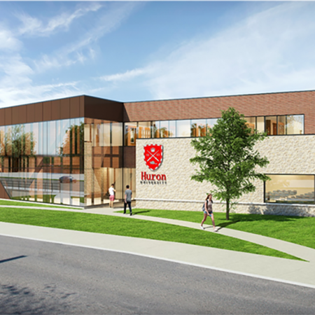 A New Academic Building to Serve as the Heart and Hub of Campus Life